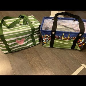 Thermal and medium utility tote